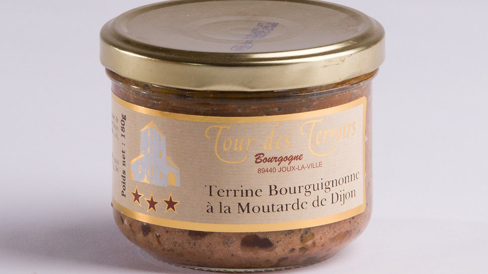 Terrine à la Moutarde de Dijon