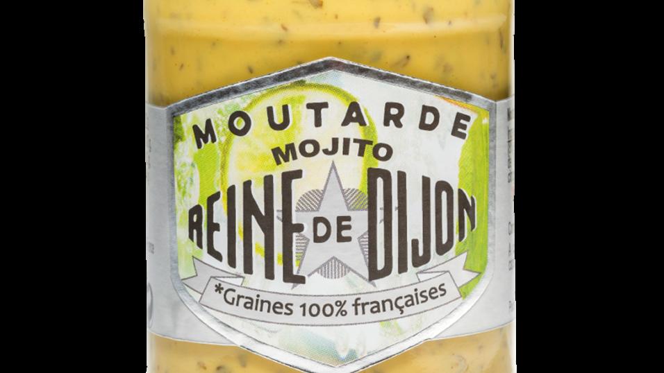 Moutarde au Mojito