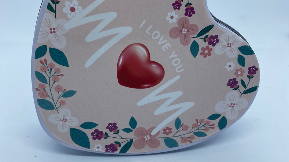 Boîte en forme de cœur