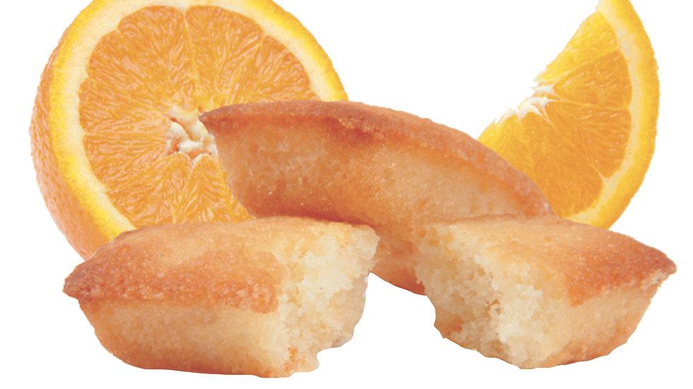 Mini Financiers à l'Orange