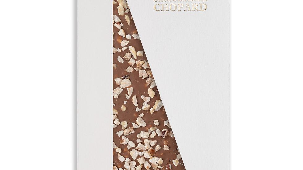 Tablette de Chocolat au Lait aux éclats de noisettes