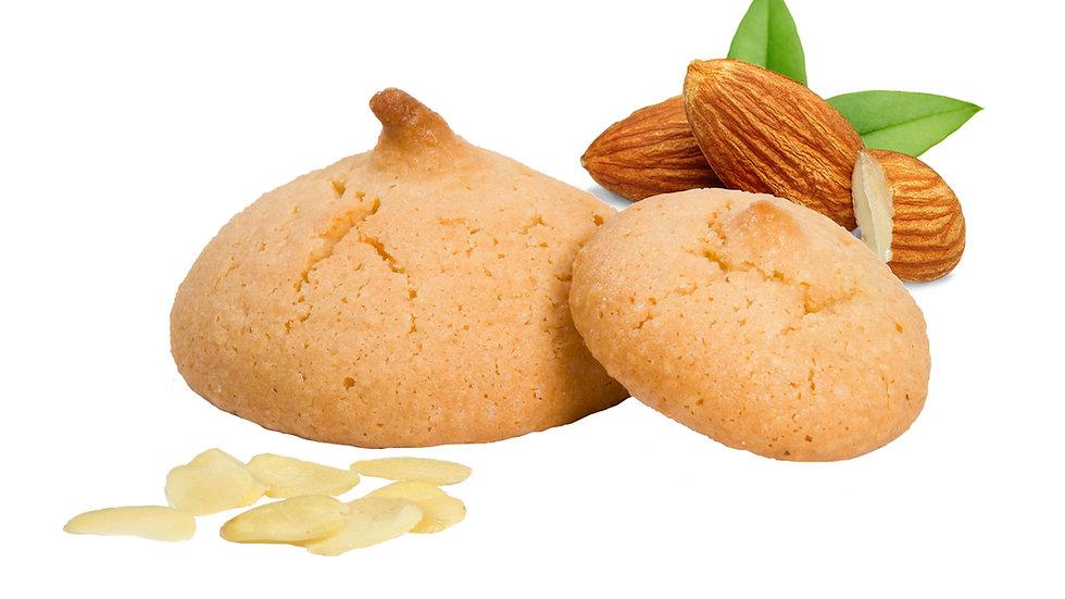 Mini Macarons aux Amandes