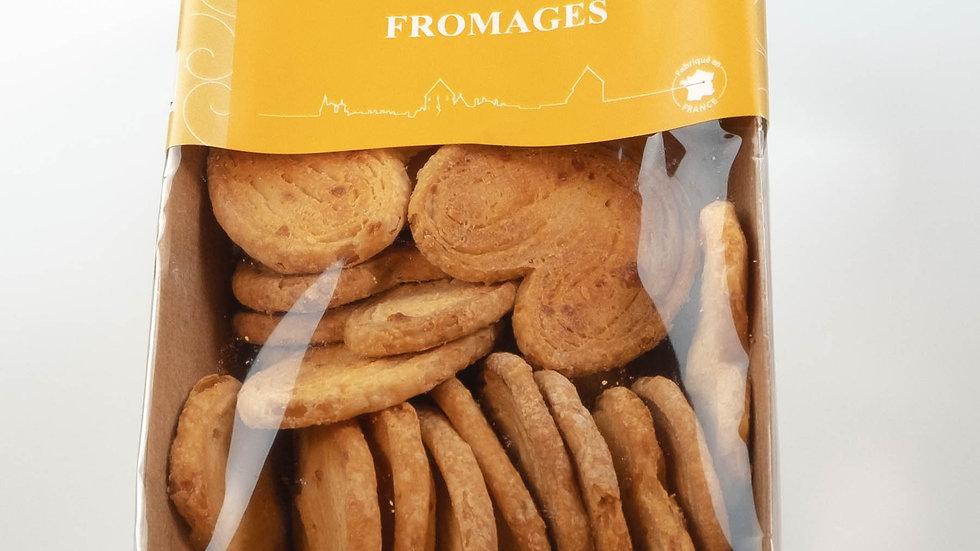 Biscuits salé feuilletés au Fromage