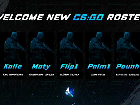 The new era of the Absolute Legends CS:GO