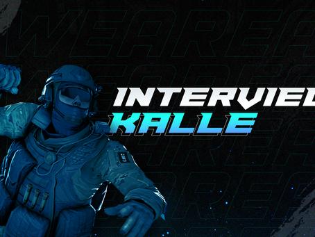 """Interview with Karl """"kalle"""" Haraldsen"""