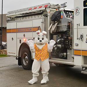 AFW Plum Candidate Easter Egg Hunt