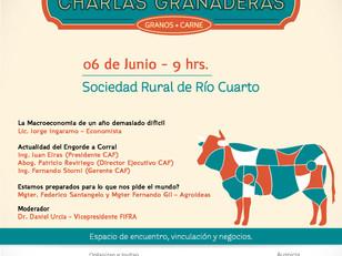Charlas Granaderas - Rio Cuarto - 06/06/19