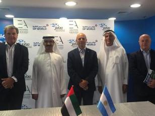 "Empresas cordobesas participarán del ""hub"" de alimentos en Dubai"