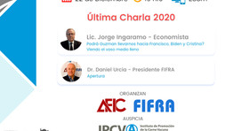 Charlas Granaderas - Diciembre/2020