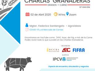 Charlas Granaderas - Abril/2020