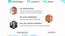 Charla: Acuerdos Sanitarios SENASA, Análisis y Perspectivas del Mercado Externo