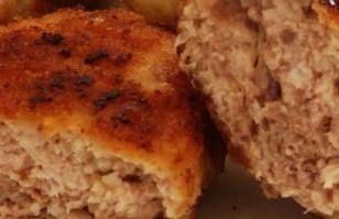 Croquetas de carne picada de novillito