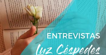 Entrevistas - Luz Céspedes