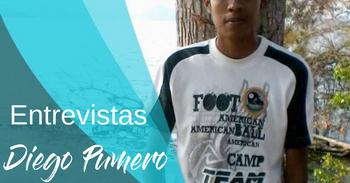 Entrevistas - Diego Pumero