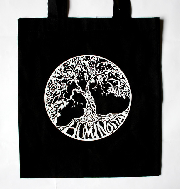 Huminoita Tote Bag