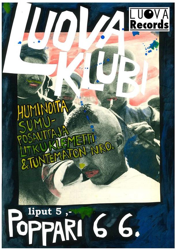 Luova-klubi @ Poppari JKL 6.6.2015!