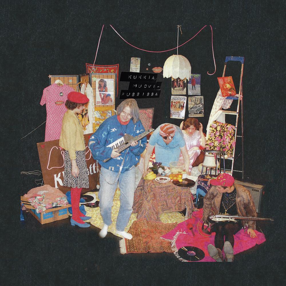 Litku Klemetti - Kukkia muovipussissa cover