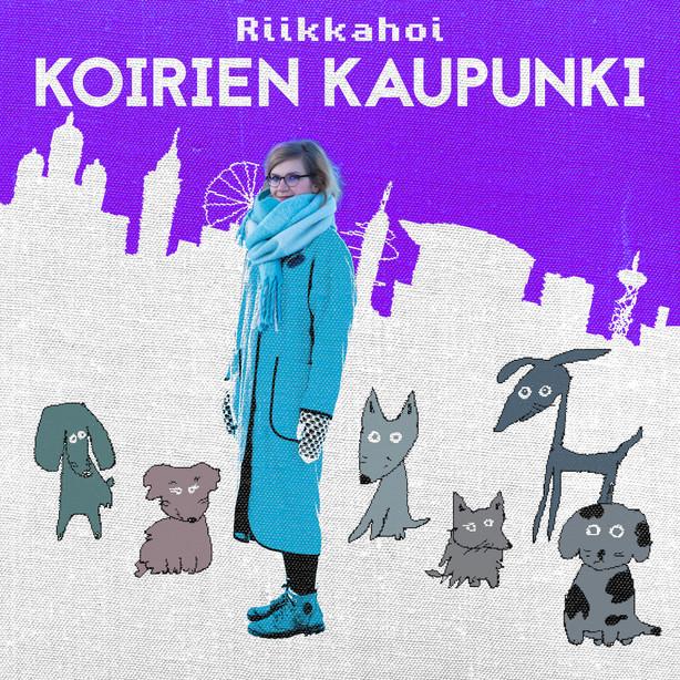 Riikkahoi - Koirien kaupunki Single Out Now - Album Pre-Orders Starting