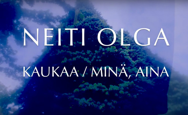 Neiti Olga -singlet ja musiikkivideo olkaa hyvä! New single and music video from Neiti Olga!
