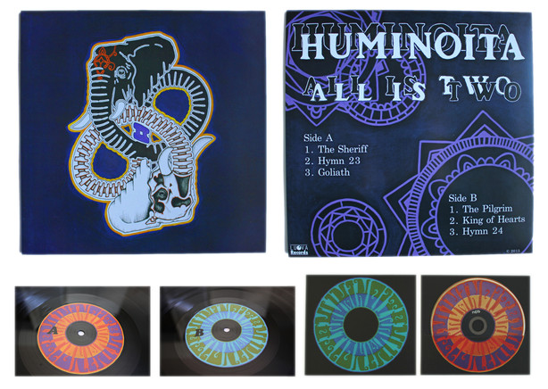 Huminoita's album All is Two out now!