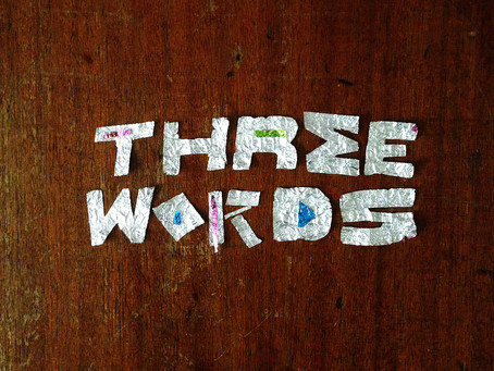 Concorde Pilot - Three Words EP Out Now