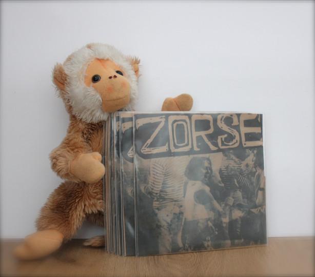 "Zorse 7"" nyt Luova Records Shopissa!"
