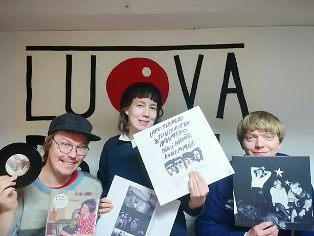 New Litku Klemetti Vinyls - Last Chance to Pre-order