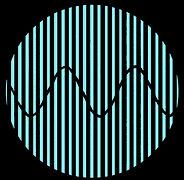 Luola logo mustalla pohjalla+ vaalean si
