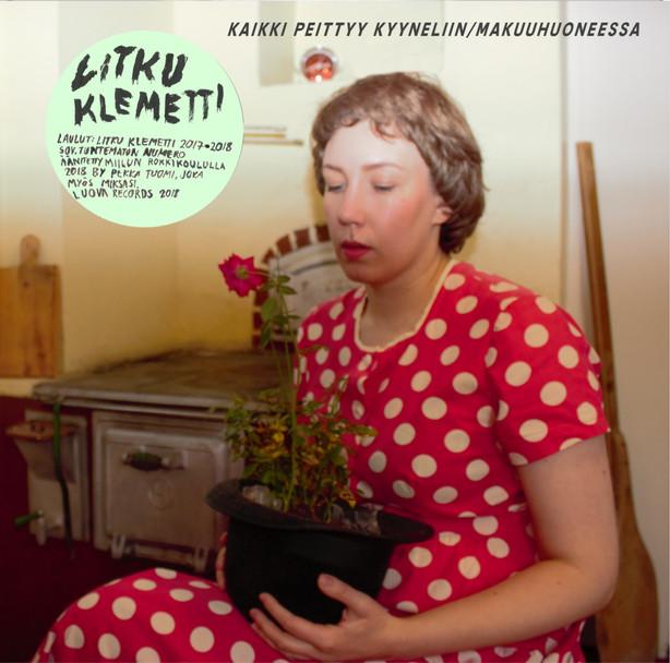 Listen new single from Litku Klemetti!