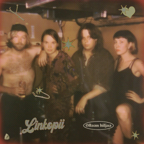 Uusi Linkopii-sinkku / New Linkopii Single: Ollaan hiljaa