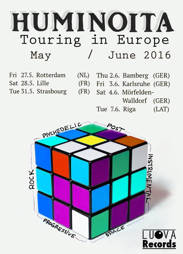 Huminoita European Tour