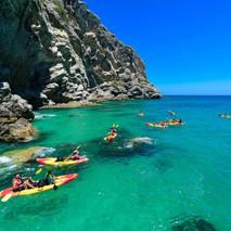 Arrábida beachs & Kayak