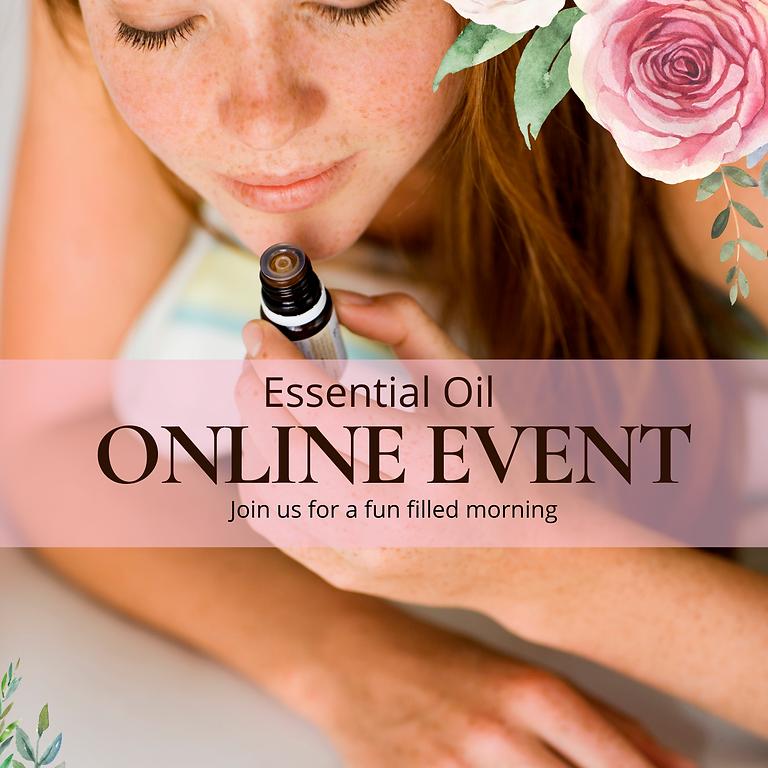 Spring Online Essential Oil Event