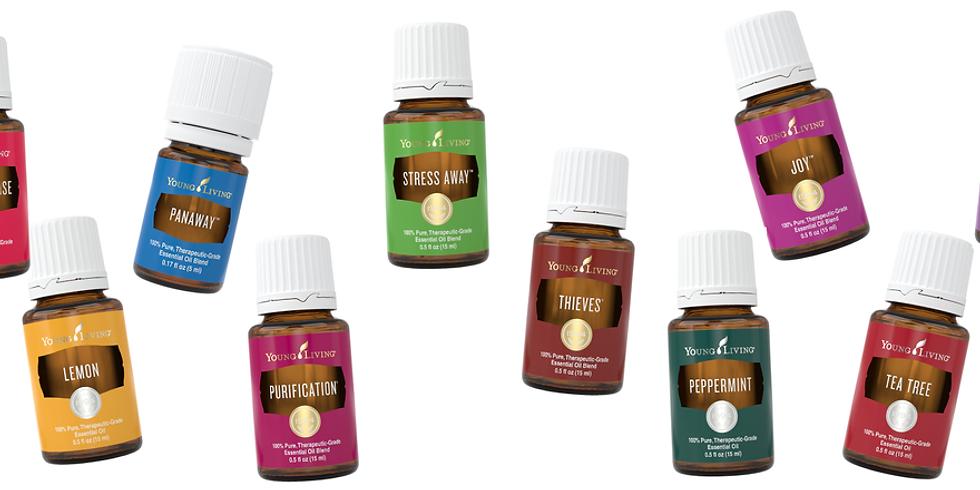101 Essential Oils Make & Take