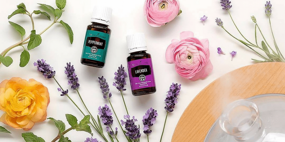 Young Living Essential Oils Workshop
