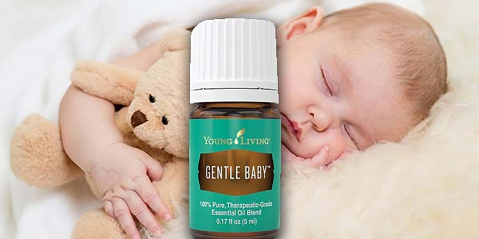 Young Living Essential Oils for Pregnancy and Beyond