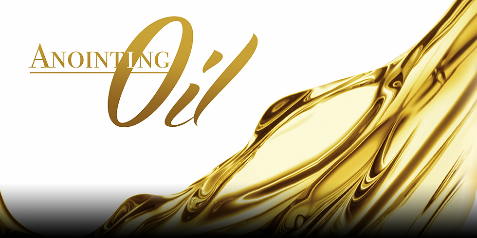 Anointing Oil Workshop & Talk
