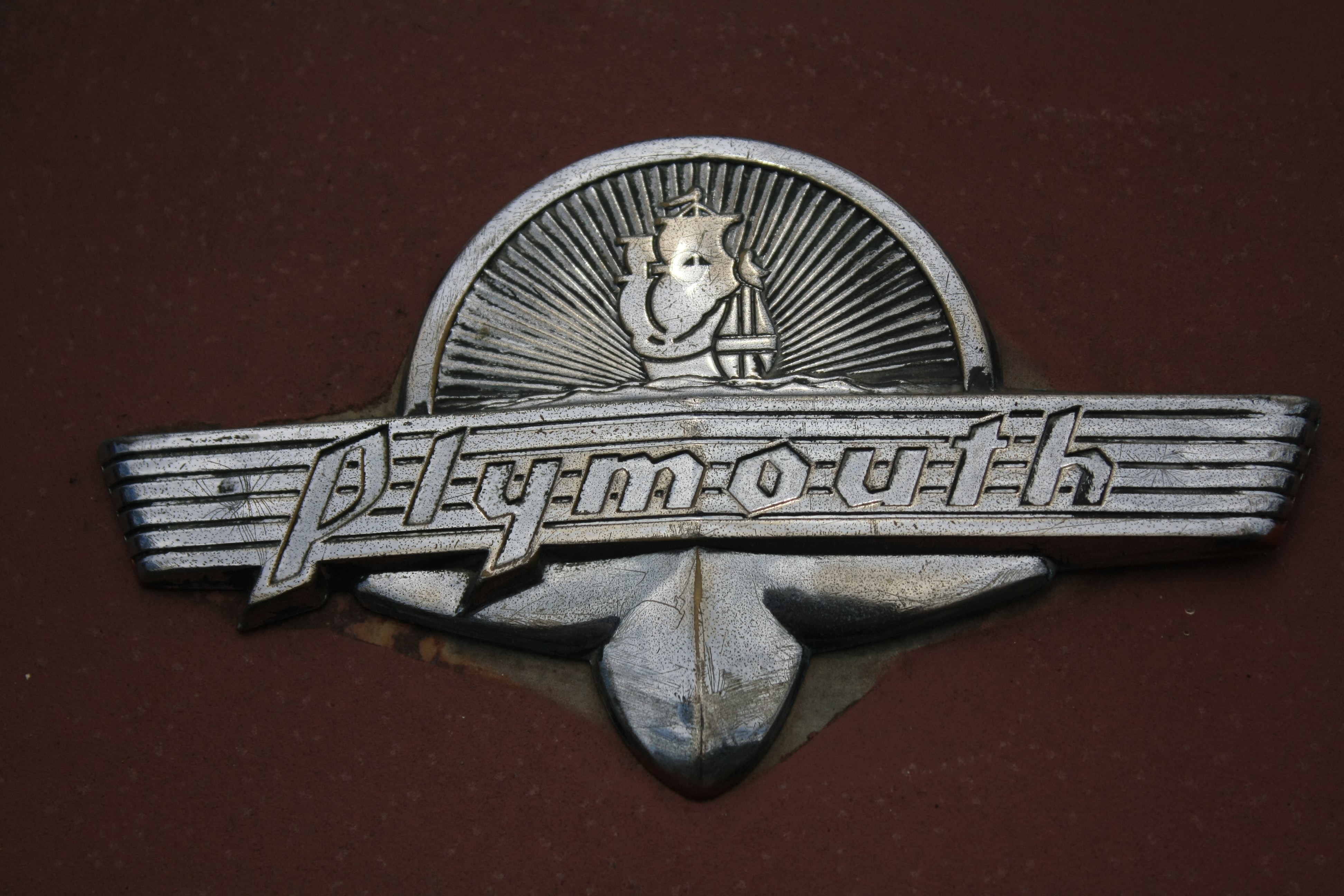 Plymouth voiture américaine