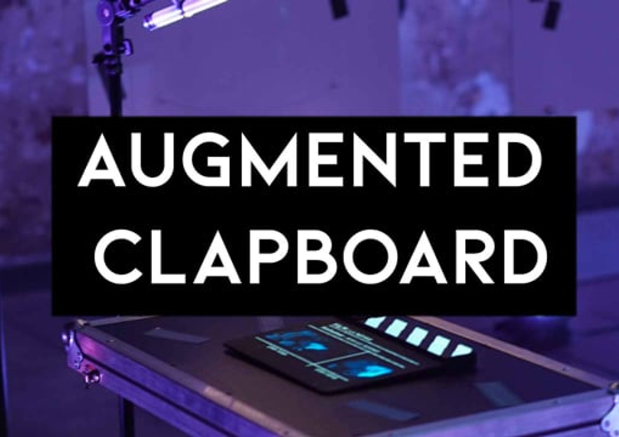 Augmented Clapboard