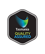 Tasmanian Quality Assured Logo