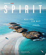 QANTASLINK SPIRIT Mag. September 2019 -