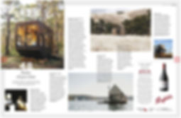 Qantas Travel Insider - Pages 110 & 111.