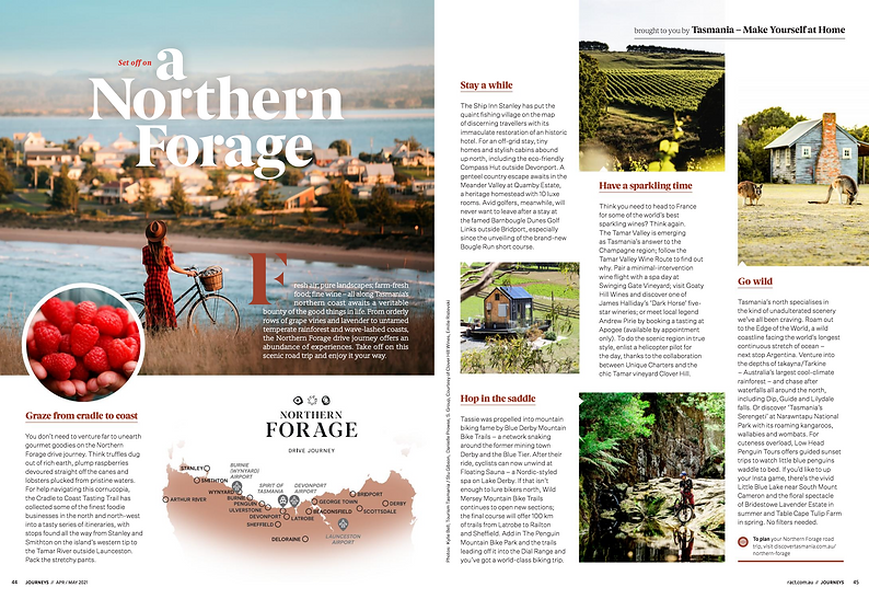 RACT Journey_s Mag (pg 44-45) - Compass