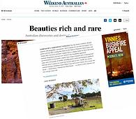 The Weekend Australian - Compass Hut Fea