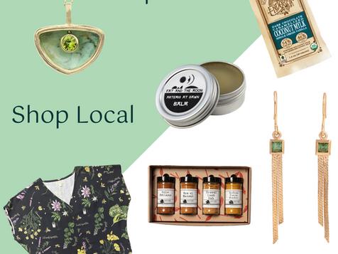 Shop Local, Shop Small, Shop Mom