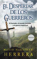 PORTADA 1 EL DESPERTAR DE LOS GUERREROS.