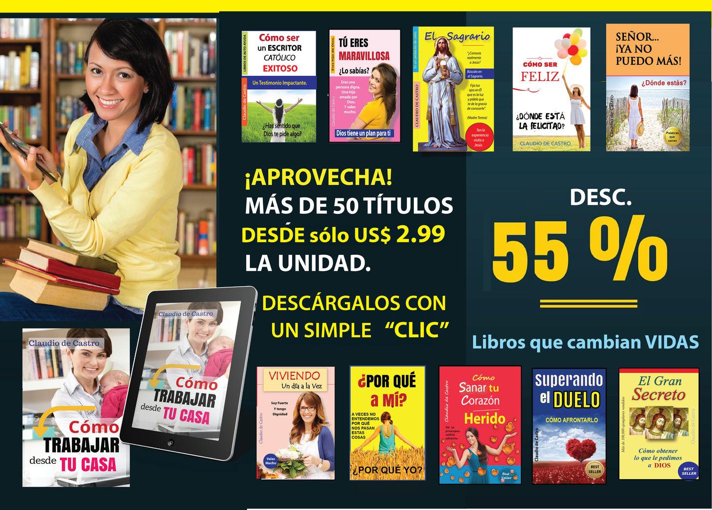 E Books Y Libros Católicos De Auto Ayuda Y Vida Interior