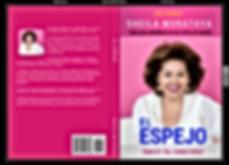 sheila morataya, el espejo self help book, libro de auto ayuda, publicación, ebook