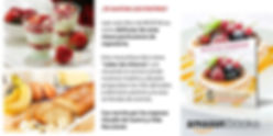 LIBRO DE RECETAS, CLAUDIO DE castro, visa ros-zanet, postres, reposteria, chef, curso de cocina, cocina, esposas, esposos, cocinar, dulces, baana, harina, hornear, recetas caseras, dulce de guineo, postre de fresas