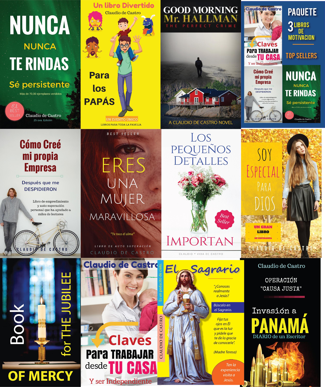 libro publicados COMO EBOOKS